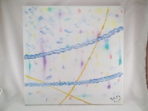 Custom Made Abstract Oil Painting