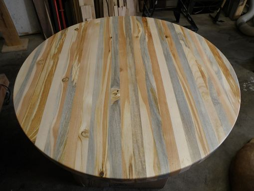 Custom Beetle Kill Pine Table By Wood Wise Productions