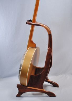 Custom Made Banjo Stand