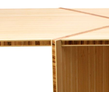 Custom Made Bamboogems Console Table