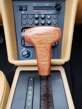 Custom Made Car Shift Lever And Brake Handle