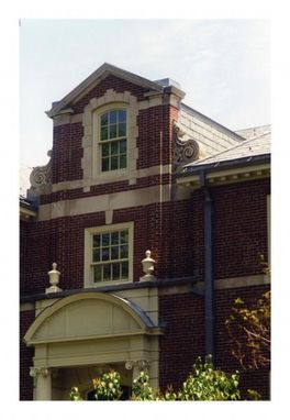 Custom Made Reproduction Windows For Historic Preservation