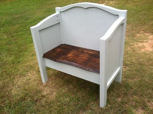 Custom Made Headboard Benches And Other Rustic Furniture