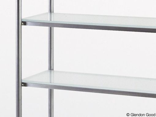 Custom Made Custom Glass Shelving
