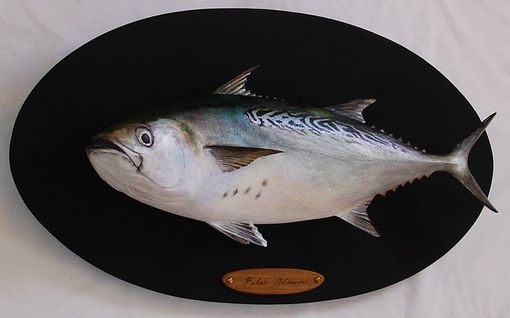 "Custom Made 25"" Hand-Carved False Albacore"