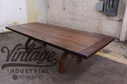 Custom Made Rouille Dining Table