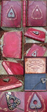 Custom Made Victorian Ouija Board Spirit Jornal