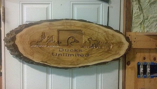 Custom Made Duckes Unlimited Kansas Chapter