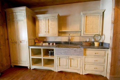 Custom Made Devil's Thumb Ranch Kitchen