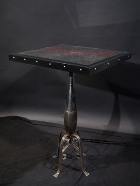 Custom Made Cocktail Bomb Table