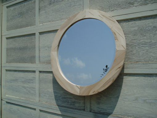 Custom Made 40 In Round Mirror