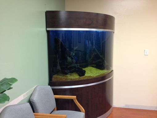 Custom Made Fish Tank
