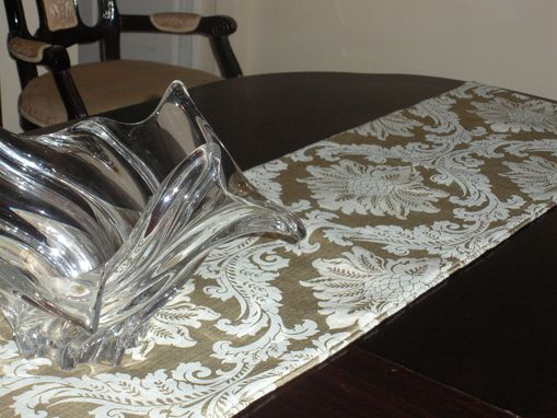 Custom Made Table Runner - Place-Mats