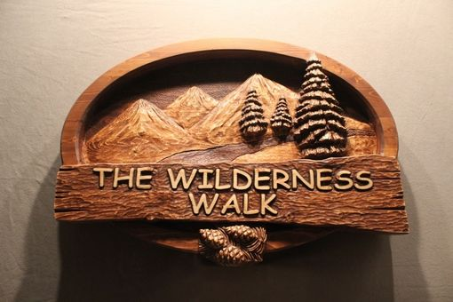 Custom Made Wooden Signs, Business Signs, Bar Signs