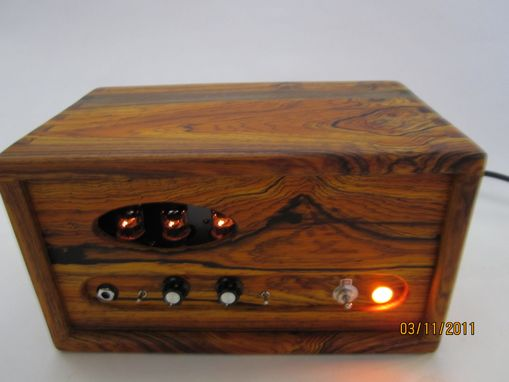 Custom Made Guitar Amp