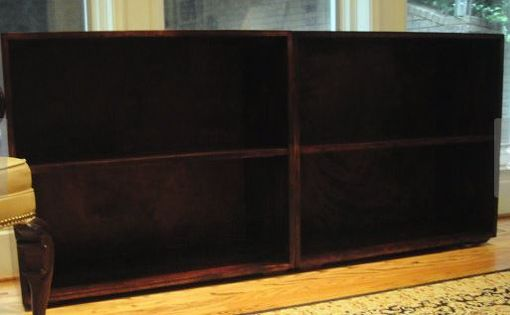 Custom Made Mr2 36 Inch Wide Custom Hand Crafted Sectional Cabinets