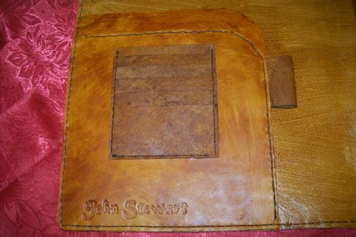 Custom Made Christis Custom Leather Business Gift Set