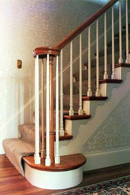 Custom Made Stairways
