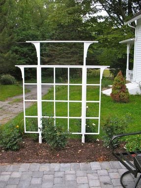 Custom Made Colonial Trellis