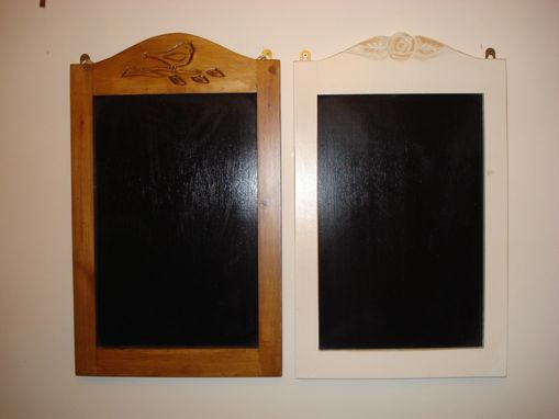 Custom Made Mirror, Picture Frame, Or Chalk Board