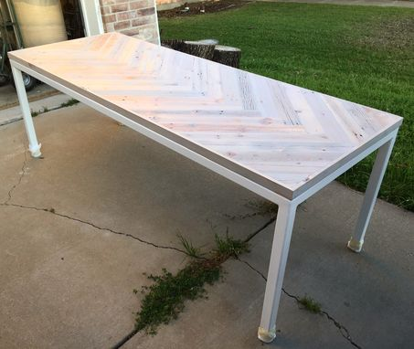 Custom Made Customized Table
