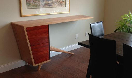Custom Made Mid Century Modern Server / Buffet / Console (The Brady)