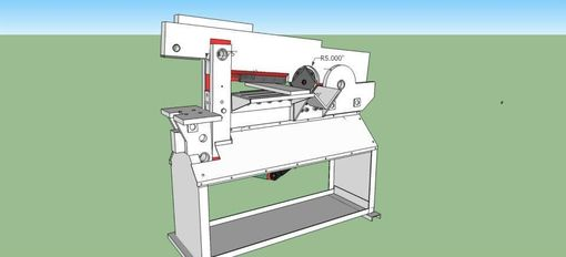 Custom Made Ironworker Machine