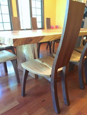 Handmade Cascade Dining Chair By Appalachian Joinery