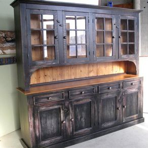 custom hutches | custom buffets | custommade