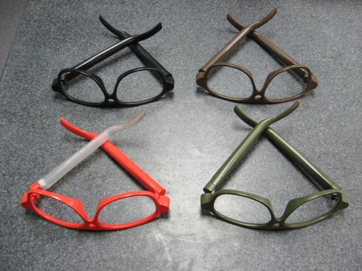Custom Made 3d Printed Eye Frames