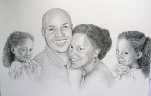 Custom Made Family Portrait