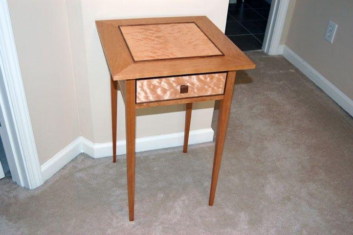 custom shaker end tablesubterranean woodworks | custommade