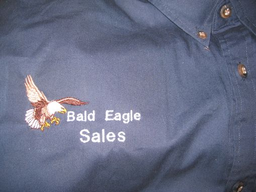 Custom Made Shirts Or Tshirts With Your Company Name On Them