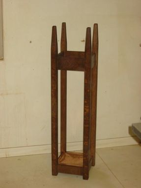 Custom Made Umbrella Stand