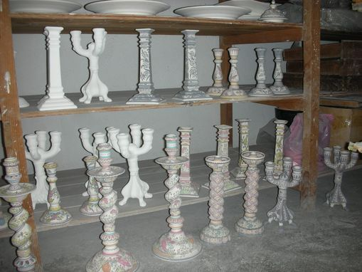 Custom Made Candleholders