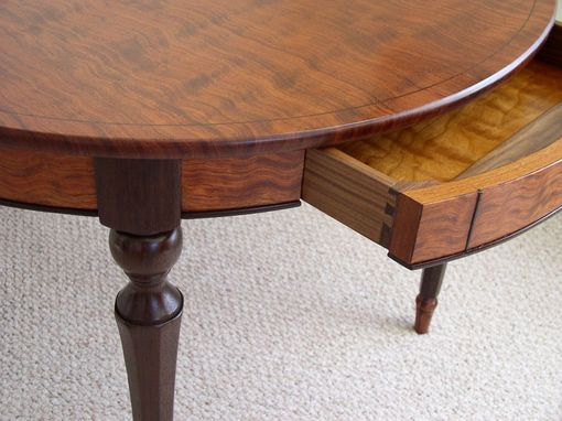 Custom Made Neo-Classical Breakfast Table