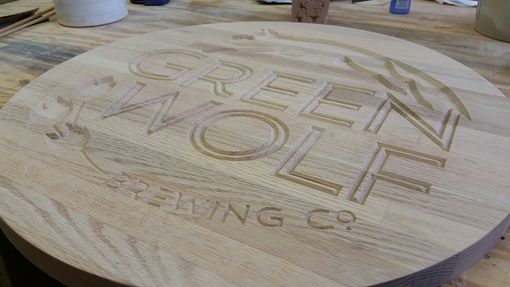 Custom Made Custom Carved Wood Signs