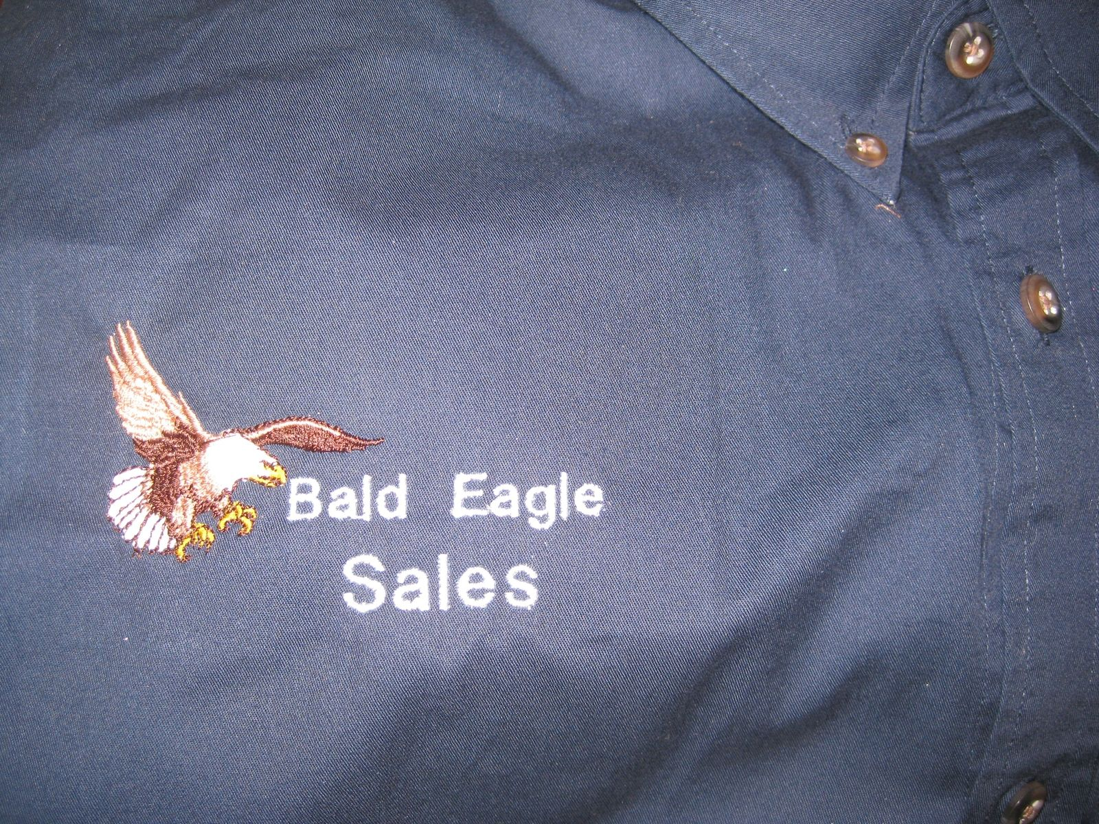 Hand Made Shirts Or Tshirts With Your Company Name On Them By Made