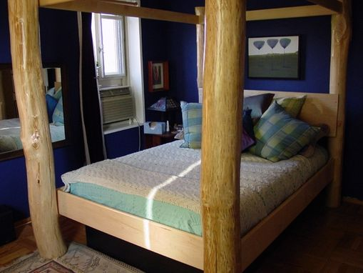 Custom Made Four Poster Bed