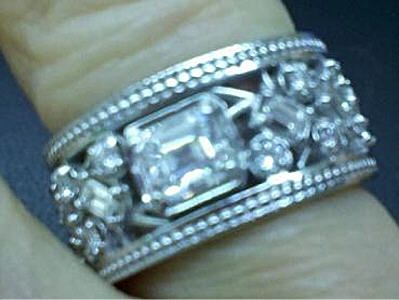 rings gzuuwad wedding redesign diamond ring stunning engagement redesigned halo