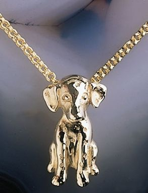 Custom Made Dalmatian (Small) Pendant