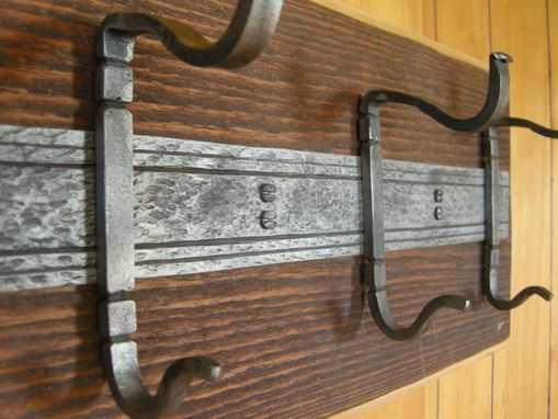 Custom Made Coat Hook Racks
