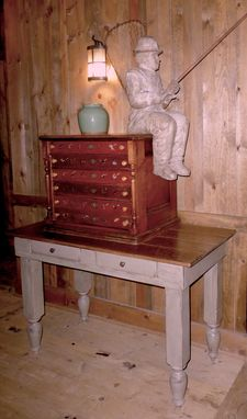 Custom Made Devil's Thumb Ranch Desk