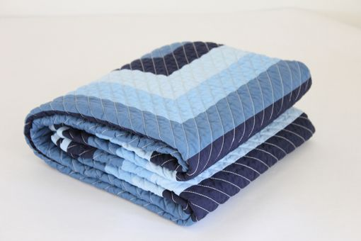 Custom Made Handcrafted Organic Cotton Quilt