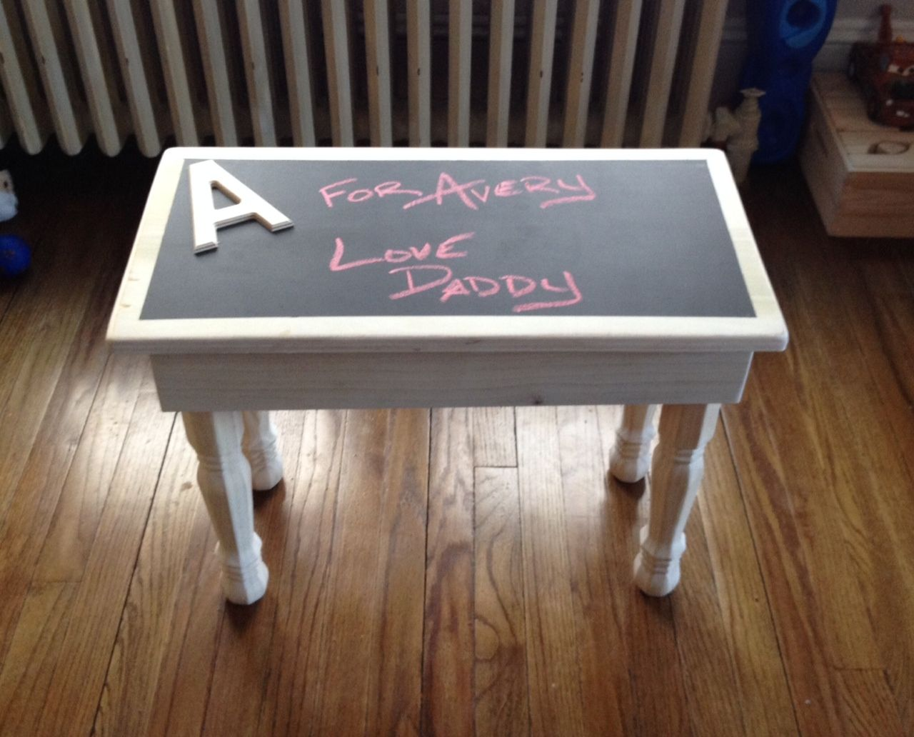 Custom Made Children S Art Desk
