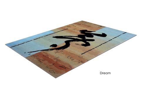 "Custom Made Zen Collection - The Image ""Dream"" As A Zen Inspired Design For Your Home"