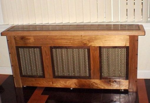 Custom Made Radiator Covering