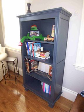 Custom Made Empire Book Case