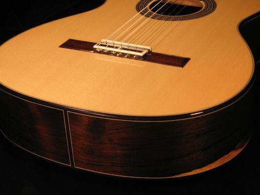Custom Made Standard Concert Model (Brazilian Rosewood-Spruce)