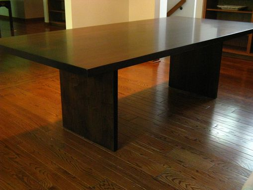 Custom Made Modern Dinning Table